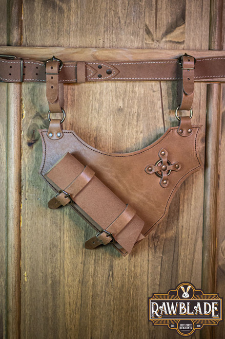 Jenan Swordholder - Light Brown