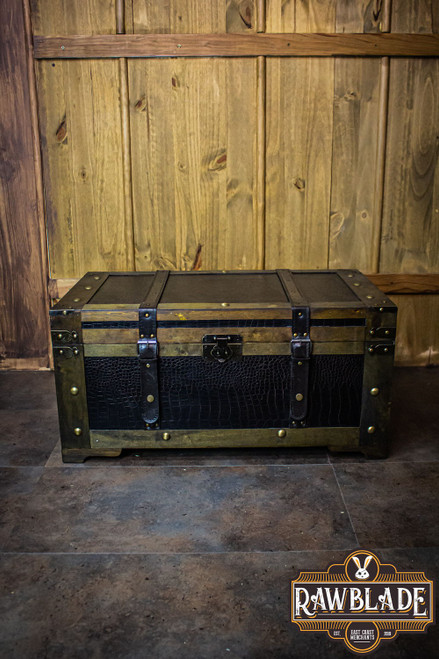 Leather Reinforced Chest - Medium