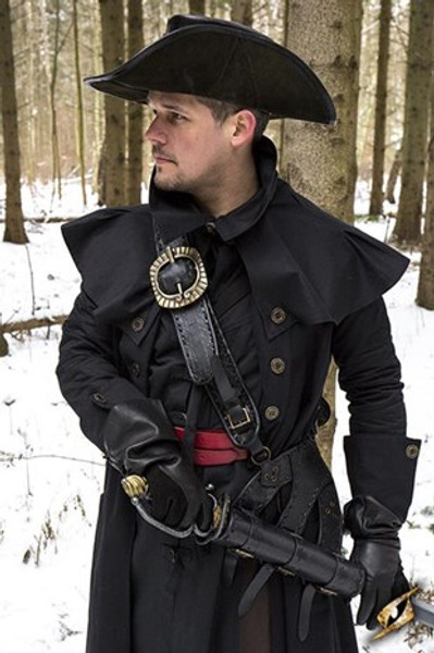 Pirate Baldric - Black