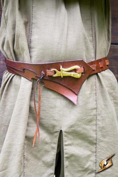 Dark Elf Belt - Brown