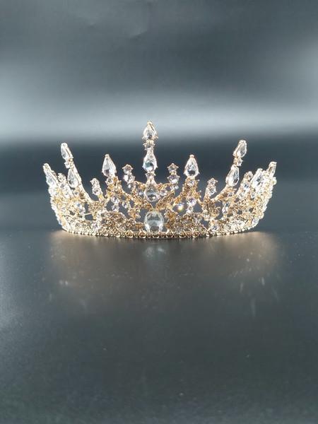 Avothea tiara Anastasia white.