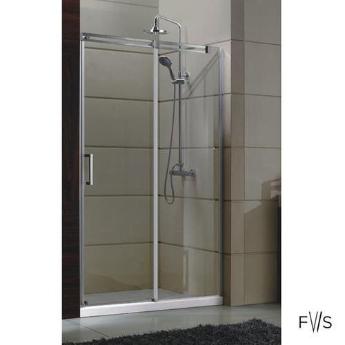 FWS BS-2003, 1524 X 1900 MM ALUMINIUM FRAME IN CHR
