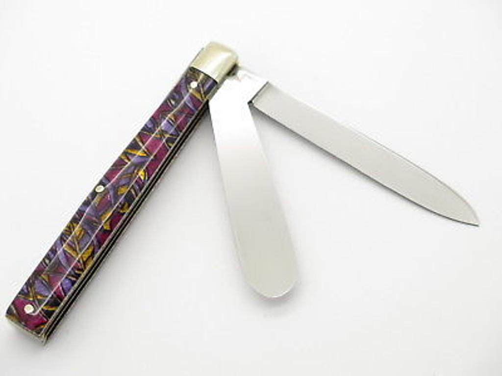 1997 BULLDOG BRAND SOLINGEN CREAM COUNTRY DOCTOR FOLDING POCKET KNIFE