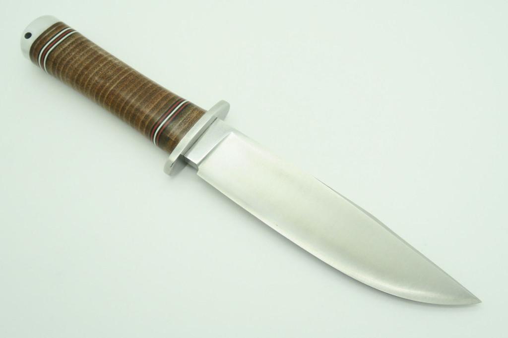 2002 FALLKNIVEN NL3 NJORD SWEDEN VG-10 NORTHERN LIGHT FIXED BLADE HUNTING KNIFE