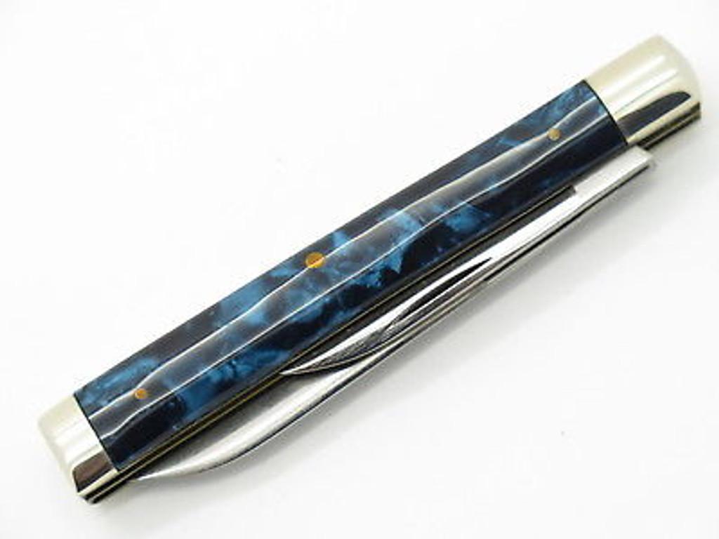 1996 CRANDALL CASE XX CLASSIC BLUE DOCTOR PHYSICIANS FOLDING POCKET KNIFE