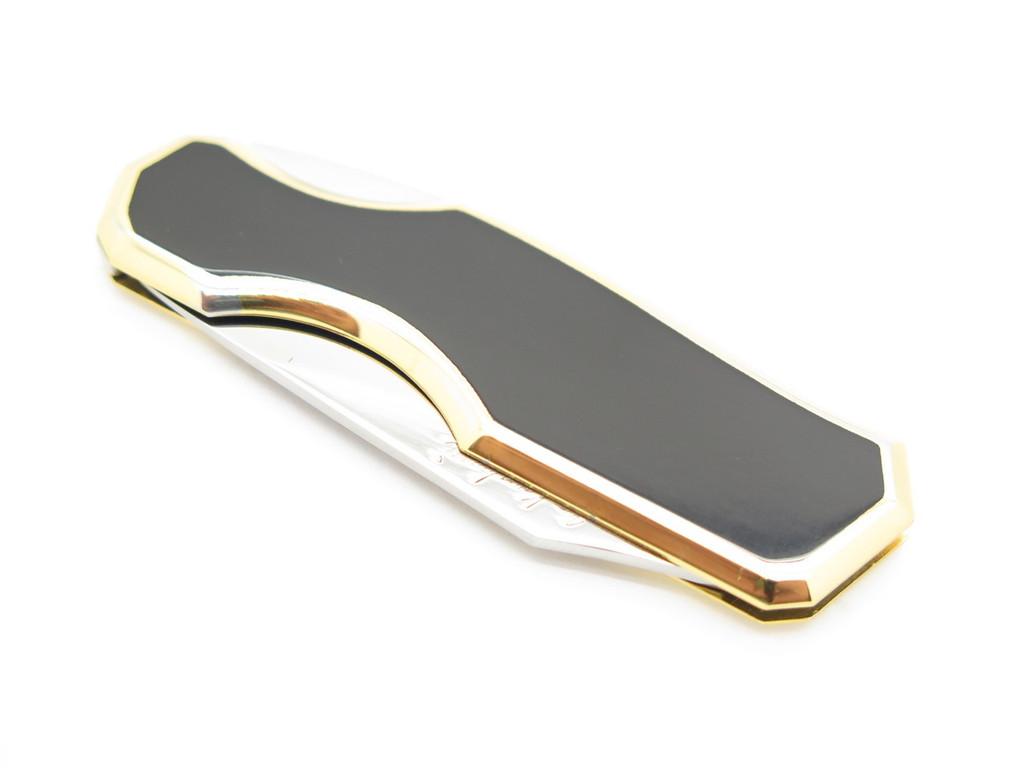 VTG HOFFMAN 88 KAWAKAMI BLACK SEKI JAPAN GENTLEMAN FOLDING LOCKBACK POCKET KNIFE