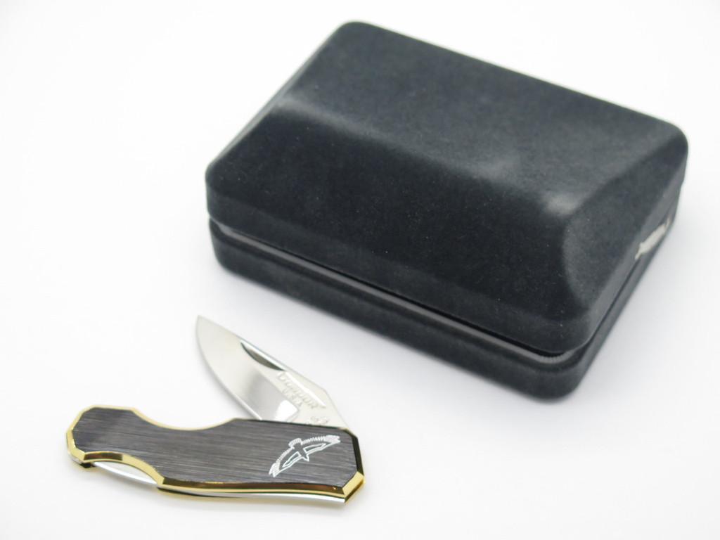 VTG CONDOR 88S HOFFMAN KAWAKAMI BLACK SEKI JAPAN GENTLEMAN FOLDING POCKET KNIFE