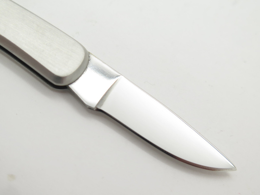 VTG EXPLORER SERVISTAR SEKI JAPAN SMALL FOLDING LOCKBACK STAINLESS POCKET KNIFE