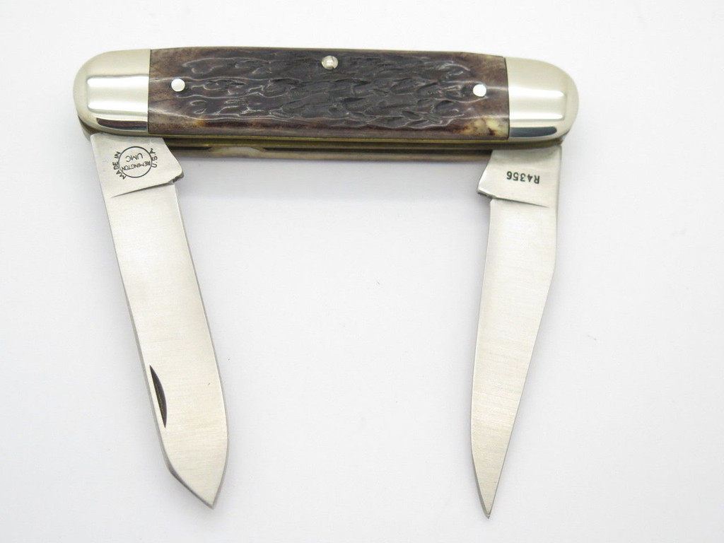 1993 REMINGTON UMC R4356 SILVER BULLET BUSH PILOT FOLDING POCKET KNIFE