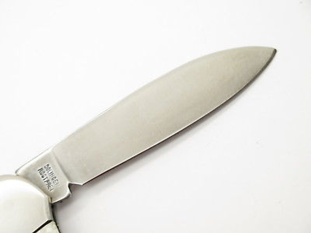 1994 UK UNIVERSITY OF KENTUCKY SEC CHAMPS CANOE FOLDING POCKET KNIFE