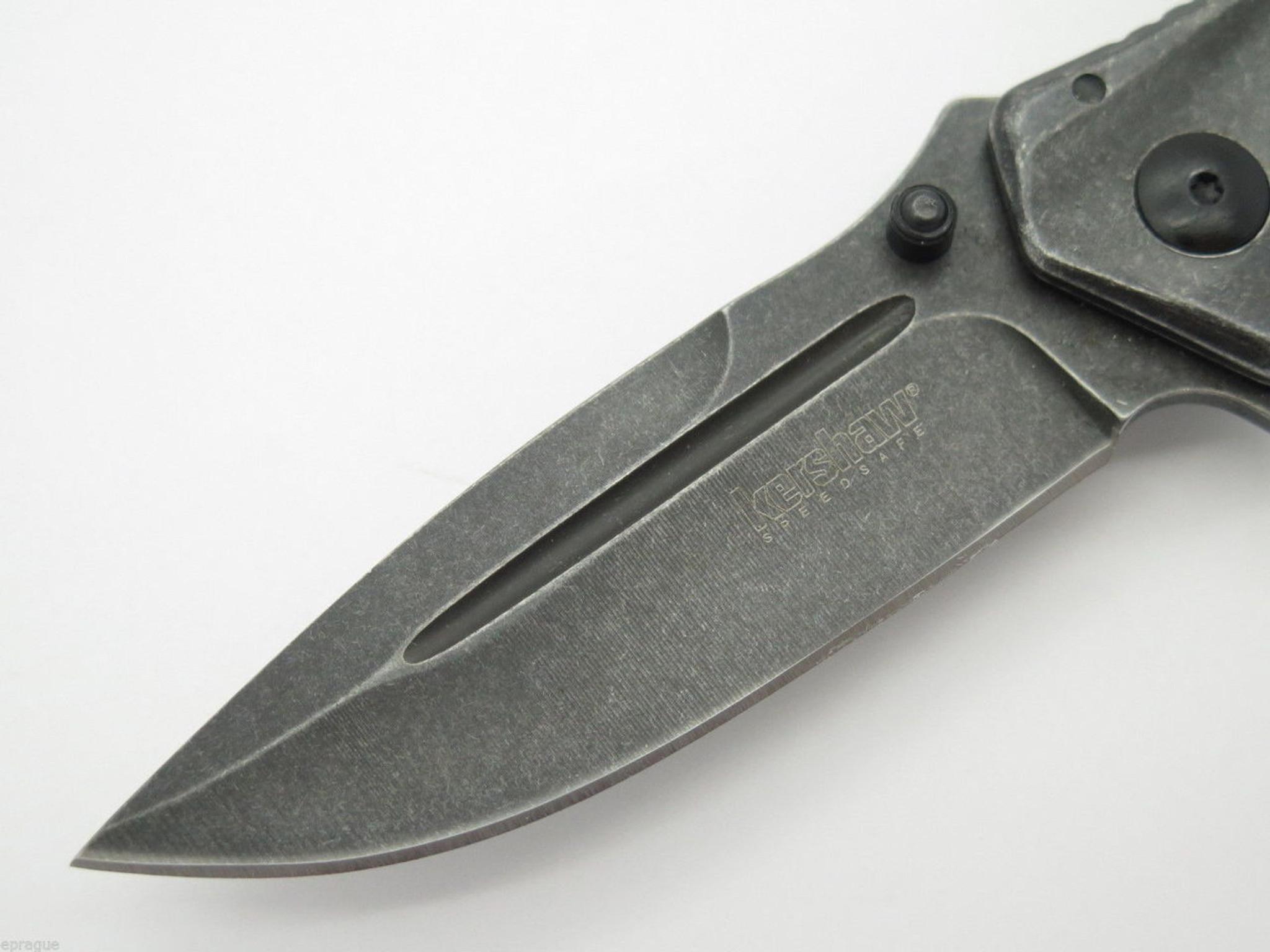 Kershaw Kai 1300 Wm Stainless Folding Framelock Pocket