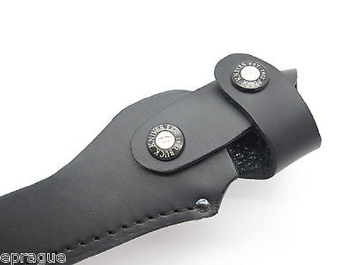 Prototype? Buck 108 Survival Machete Leather Fixed Blade Knife Sheath