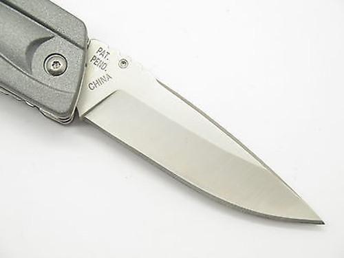 Buck 735 735PLS Platinum X-tract Essential Multi Tool Knife Screwdriver Scissor