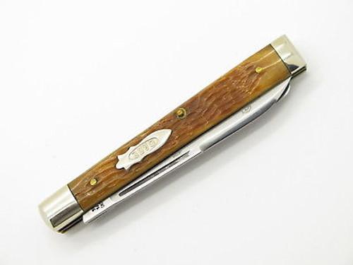 Case Classic XX 62085 Honey Bone Doctor Physicians Folding Pocket Knife