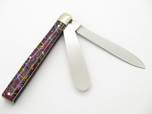 1997 Bulldog Brand Solingen Cream Country Doctor Folding Pocket Knife