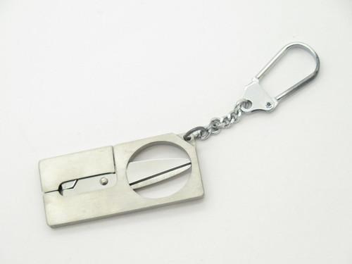 Vtg Blooming PS-4KS Sakurai Knives Seki Japan Stainless Folding Scissors Tool