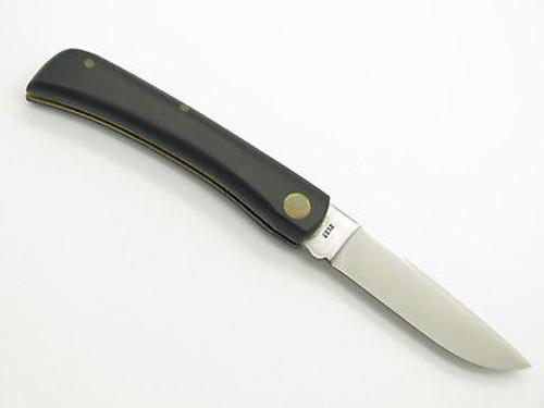 Vtg 1980 Case XX 2137 Small Sod Buster Jr. Delrin Folding Pocket Knife