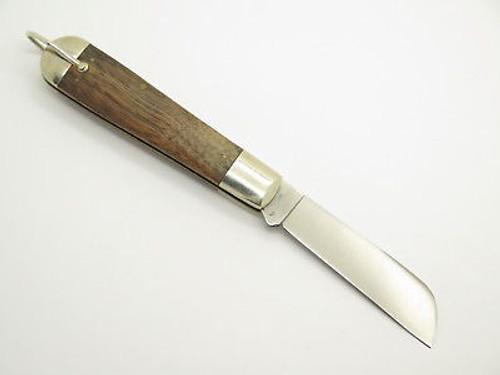 Vtg 1980 Case XX 1199 Whaler Horse Drawn Fire Truck Folding Pocket Knife