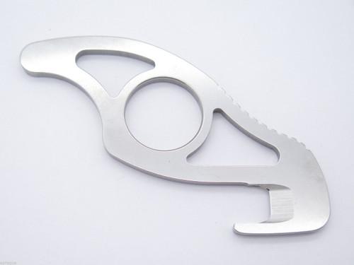 BUCK 499 499SSG1 STAINLESS STONEWASH HUNTING PAKLITE SKINNER GUTHOOK KNIFE ~NEW