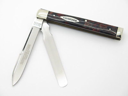 1997 WINCHESTER 2078 CLASSIC DOCTOR PHYSICIAN FOLDING POCKET KNIFE & CASE