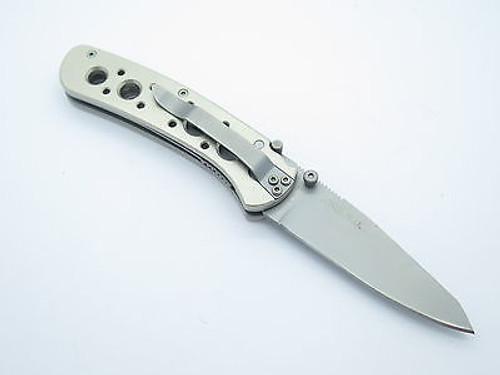 Columbia River CRKT 6602N Longs Peak Linerlock Folding Pocket Knife W/ Lawks