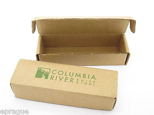 2-Pack of CRKT COLUMBIA RIVER KNIFE BOX for FOLDING POCKET KNIFE CARSON