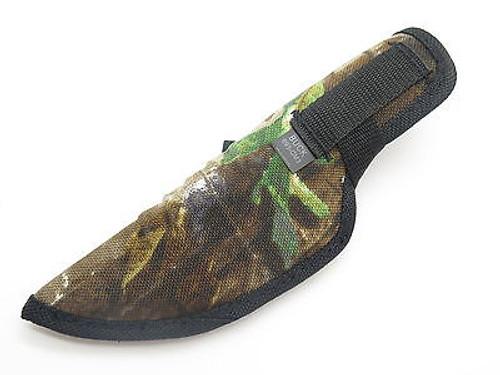 Buck 693 694 Alpha Hunter Camo Nylon Fixed Blade Knife Sheath