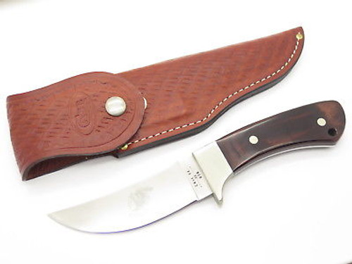 VINTAGE 1980 CASE XX R703 KIOWA FIXED BLADE HUNTING KNIFE 10 DOT N.MINT
