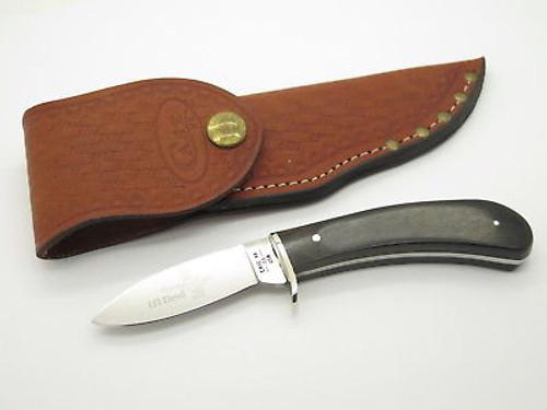 Vtg 1980 Case XX P51 Li'l Devil Fixed Blade Hunting Knife 10 Dot Mint