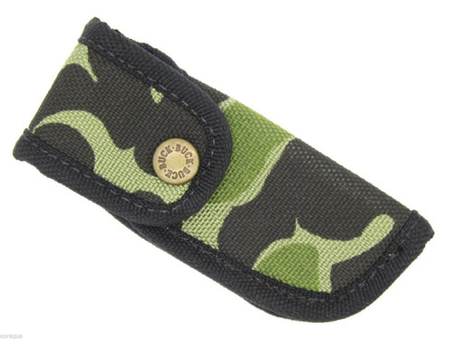 Buck USA Camo Cordura Nylon Knife Sheath 422 442 484 532 500 112 Ranger Bucklite
