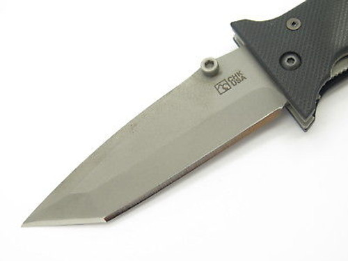 CHK Custom Columbia River CRKT Hammond 1103FF Fighting Falcon D2 Tanto Knife