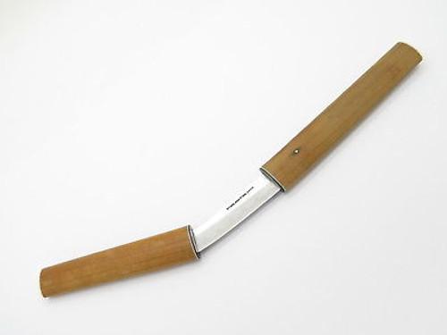 Vtg Seki Japan Miniature Samurai Katana Tanto Fixed Blade Knife Letter Opener