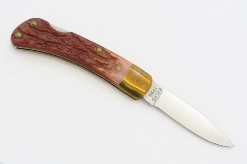 Vtg Camillus USA Rimfire Classic 22LR5 22 LR Folding Pocket Knife