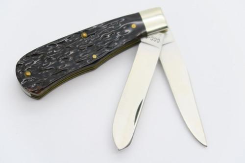 Vintage Camillus USA CCC-5 Cartridge 45 Colt Bullet Trapper Folding Pocket Knife