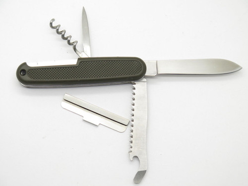Beg Bundeswehr Rostfrei German Soldier Folding Swiss Army Folding Surplus Knife