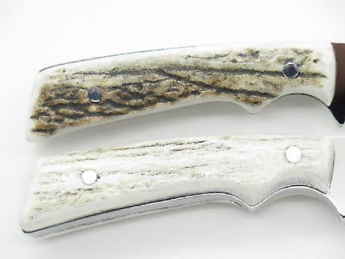 Custom Buck 919 919EKSLC Skinner 420H Limited Fixed Elk Stag Hunting Knife
