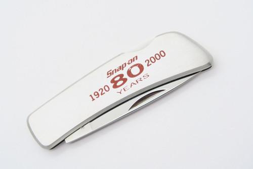 Snap On Tools 80th Anniversary Kershaw 5200 Seki Japan Folding Pocket Knife