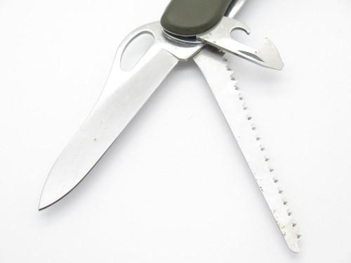 Victorinox Switzerland Trekker German Soldier Folding Swiss Army Surplus Knife