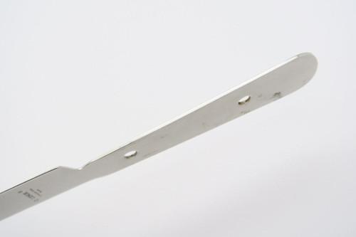 Vtg Lenox Korea Kitchen Wedding Cake Slicer Fixed Blade Knife Making Blank Part