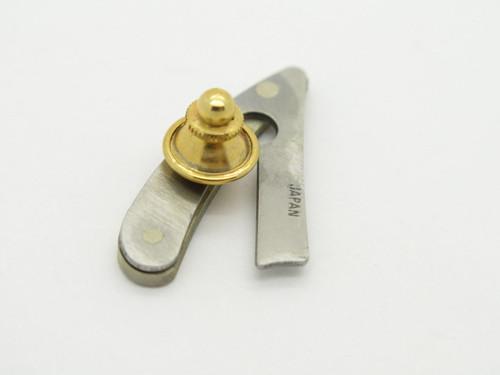 Vintage Parker Eagle Seki Japan Tie Tack Hat Pin Miniature Folding Pocket Knife B