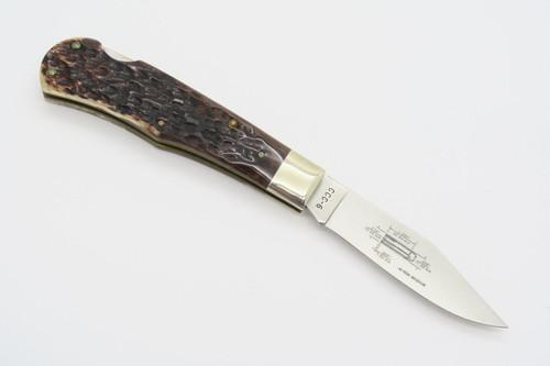 Vintage Camillus USA CCC-6 Cartridge 44 Remington Lockback Folding Pocket Knife
