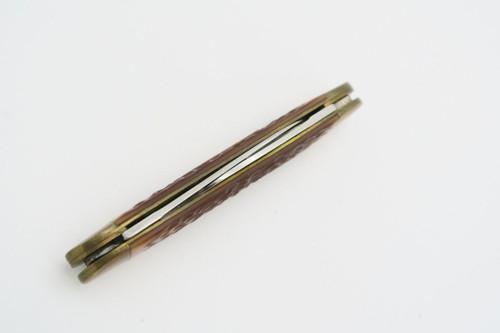 Vtg Camillus USA Rimfire Classic 22LR1 22 LR Folding Pocket Knife