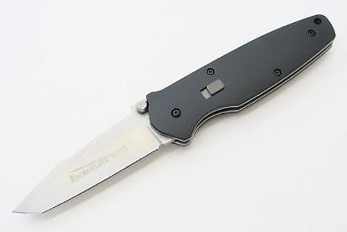 Vtg Timberline 94053 Vallotton Discovery Assisted Tanto Folding Pocket Knife