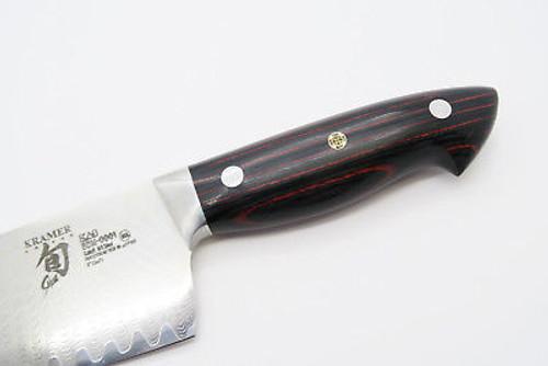 """Bob Kramer Shun BDM-0001 Seki Japan Damascus Kitchen Cutlery 8"""" Chef Knife"""