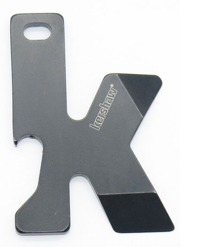 KERSHAW KNIFE K TOOL STEEL MULTI TOOL BOTTLE OPENER SCREWDRIVER KEY CHAIN