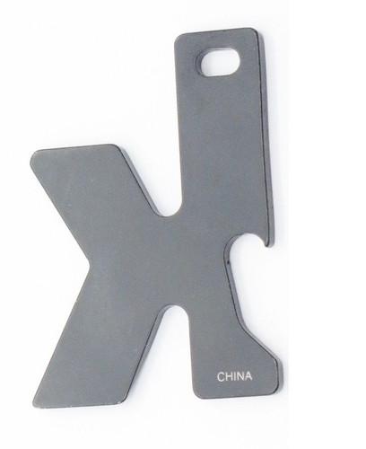 Kershaw Knife K Tool Steel Multi Tool Bottle Opener Screwdriver Key Chain