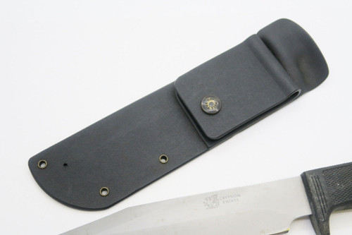 Vtg Gryphon Terzuola M-35 Seki Japan Fixed Blade Tactical Combat Bowie Knife