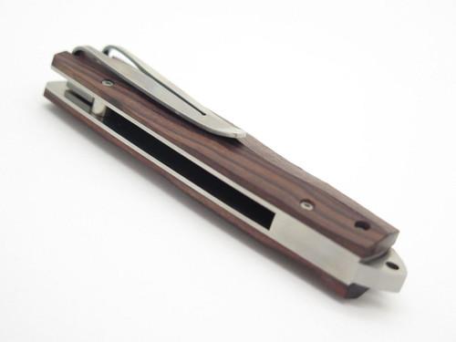 Mcusta Seki Japan Gentleman MC-53DR Rosewood VG-10 Damascus Folding Pocket Knife