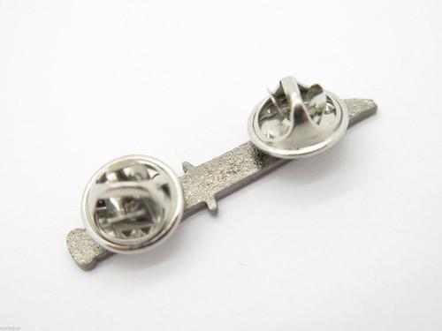 Ka Bar USMC Marine Corps Survival Knife Brahma 119 Tie Tack Lapel Hat Pin Gift