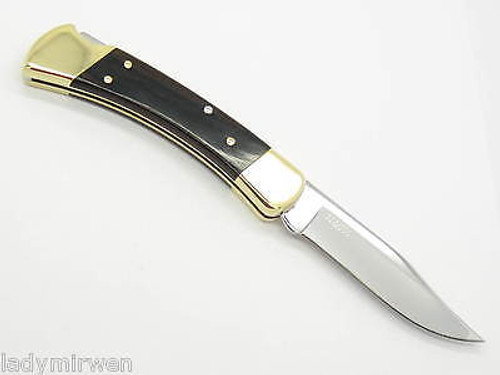 Buck 110 0110BRSW Limited 1964-2014 50th Anniversary Weld Folding Hunter Knife